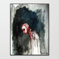 The Doubting Spirit Canvas Print