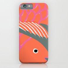 Good Luck Fish iPhone 6 Slim Case