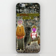rEVOLution now iPhone & iPod Skin