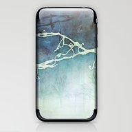 Winter Vigne iPhone & iPod Skin