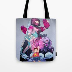 Steven and the Robot Gems Tote Bag