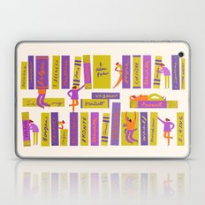 Writers and readers 1 Laptop & iPad Skin