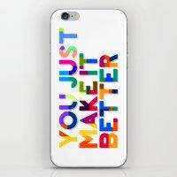 Better iPhone & iPod Skin