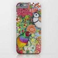 Exotic Birds iPhone 6 Slim Case