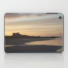 Bamburgh Sunset iPad Case
