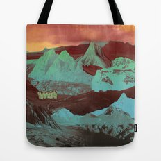 Greetings from a Strange Land Tote Bag