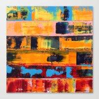 Irradiated Canvas Print