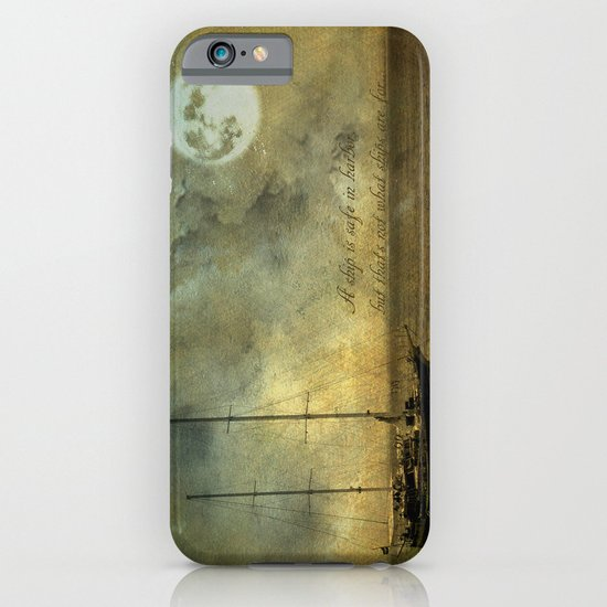 A ship 2 iPhone & iPod Case