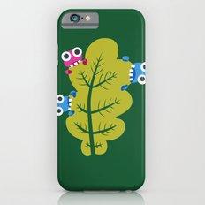 Bugs Eat Green Leaf Slim Case iPhone 6s