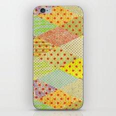 SPONGE CAKE / PATTERN SERIES 001 iPhone & iPod Skin