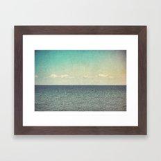 As You Were Framed Art Print