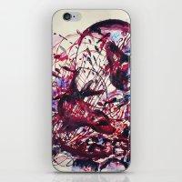 the hunt  iPhone & iPod Skin