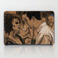 Marla & Tyler doodle iPad Case