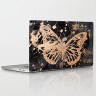 Butterfly 4 Laptop & iPad Skin