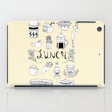 Lunch iPad Case