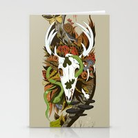 Nature Thrives Stationery Cards