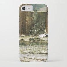 Water vs City iPhone 7 Slim Case