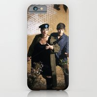 iPhone & iPod Case featuring Maria Morevna by Linda Flores