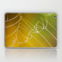 The Spiders Web - Fall Colors Laptop & iPad Skin