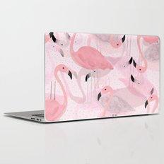 Flamingo Pattern Laptop & iPad Skin