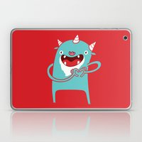Monster Hearts You! Laptop & iPad Skin
