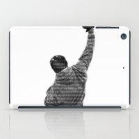 How Hard You Get Hit - Rocky Balboa iPad Case