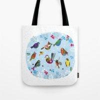 Birds_3 Tote Bag