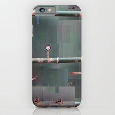 Industrial veins Slim Case iPhone 6s