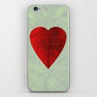 Nature's Heart iPhone & iPod Skin