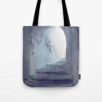 Light At The End Of The … Tote Bag