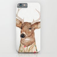 iPhone & iPod Case featuring White Tailed Deer by Animal Crew