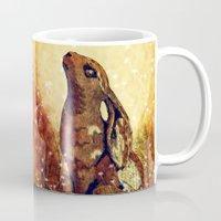 Moonstruck Hare Mug