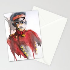 le petit Rouge (Little Red) Stationery Cards
