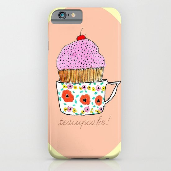 Teacupcake! iPhone & iPod Case