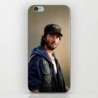 Donnie iPhone & iPod Skin
