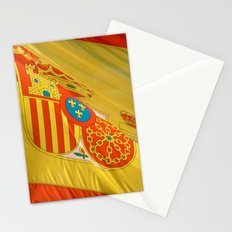 Spain in the focus Stationery Cards