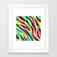 In The Wild Framed Art Print