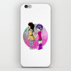 Yukiko & V2.0 iPhone & iPod Skin