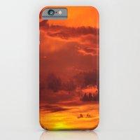 iPhone & iPod Case featuring Soak up the sun. by ChrisKai