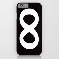 iPhone & iPod Case featuring Infinite Heroes by Macrobioticos