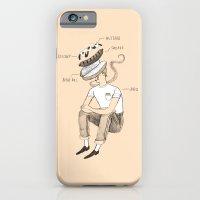 Hot dog bro iPhone 6 Slim Case