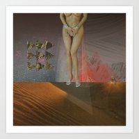 atmosphere 49 · Dead End Art Print