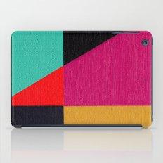 Red Triangle iPad Case