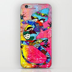 ONCE IN A LIFETIME iPhone & iPod Skin