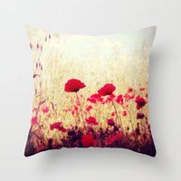 You're keeping me strong Throw Pillow