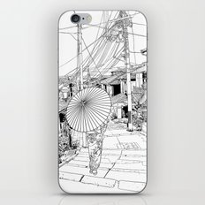 Kyoto - the old city iPhone & iPod Skin
