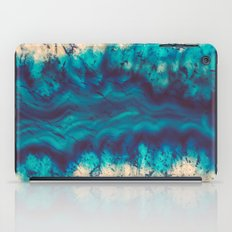 Blue Agate River of Earth iPad Case