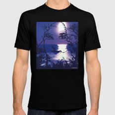 Vesperal Apparition Mens Fitted Tee Black SMALL