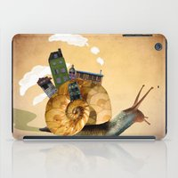 A Tiny Community iPad Case
