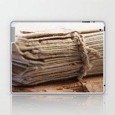 Book binding from 1787 Laptop & iPad Skin